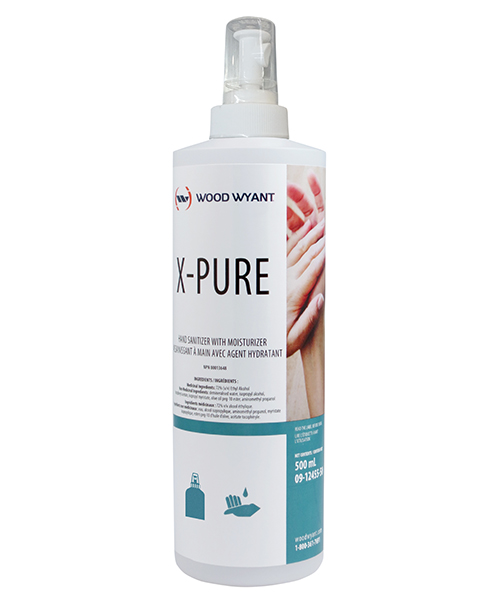 WW X-PURE SPRAY ASSAINISSANT À MAIN